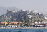 Salobrena, Tropical Coast, Province of Granada, Andalucia, Spain Photographic Print by Michael Snell