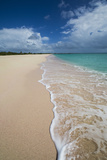 Pink Sand Beach Is Located on the Southwest Coast of the Small Island of Barbuda Photographic Print by Roberto Moiola