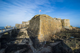 Cornet Castle, Saint Peter Port, Guernsey, Channel Islands, United Kingdom Photographic Print by Michael Runkel