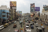 Quezon Boulevard, Quiapo, Manila, Philippines, Southeast Asia, Asia Photographic Print by Ben Pipe