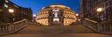 Exterior of the Royal Albert Hall at Night, Kensington, London, England, United Kingdom, Europe Fotografisk tryk af Ben Pipe