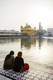 Harmandir Sahib (Golden Temple), Amritsar, Punjab, India Reprodukcja zdjęcia autor Ben Pipe