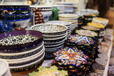 Products for Sale, Grand Bazaar (Kapali Carsi), Istanbul, Turkey Photographic Print by Ben Pipe