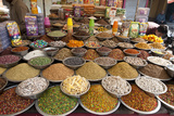 Spice and Sweet Stall in the Market, Ahmedabad, Gujarat, India Photographic Print by Annie Owen