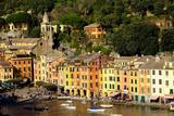 Portofino, Genova (Genoa), Liguria, Italy, Europe Photographic Print by Carlo Morucchio