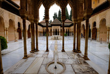 Palace of the Lions (Palacio De Los Leones), the Alhambra, Granada, Andalucia, Spain Photographic Print by Carlo Morucchio