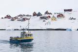 Ilulissat, Greenland,Denmark, Polar Regions Photographic Print by Sergio Pitamitz