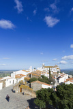 The Medieval Town of Monsaraz, Alentejo, Portugal, Europe Photographic Print by Alex Robinson