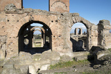 The Quintili Brothers Built This Magnificent Villa in the Year 151 BC on the Appian Way Photographic Print by Oliviero Olivieri