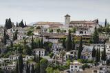 Granada, Province of Granada, Andalusia, Spain Fotodruck von Michael Snell
