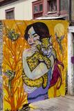 Peter Groenendijk - Wonderful Graffiti, Valparaiso, Chile - Fotografik Baskı