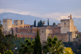 The Alhambra, Granada, Andalucia, Spain Photographic Print by Carlo Morucchio