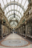 County Arcade, Leeds, West Yorkshire, Yorkshire, England, United Kingdom Photographic Print by Nick Servian
