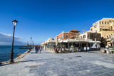 Chania, Crete, Greek Islands, Greece, Europe Photographic Print by Michael Runkel