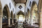 St. Michaels Church, Great Tew, Oxfordshire, England, United Kingdom Photographic Print by Nick Servian