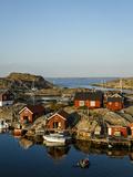 Vaderoarna (The Weather Islands) Archipelago, Bohuslan Region, West Coast, Sweden Photographic Print by Yadid Levy