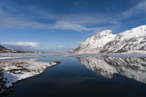 Knutstad, Lofoten Islands, Arctic, Norway, Scandinavia Photographic Print by Sergio Pitamitz