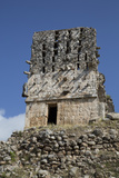 El Mirador, Labna, Mayan Ruins, Yucatan, Mexico, North America Photographic Print by Richard Maschmeyer