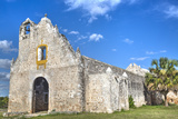 The Ruined Church of Pixila, Completed in 1797, Cuauhtemoc, Yucatan, Mexico, North America Photographic Print by Richard Maschmeyer