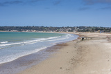 The Bay of St. Aubin, Jersey, Channel Islands, United Kingdom Photographic Print by Michael Runkel