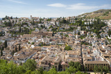 Granada, Province of Granada, Andalusia, Spain Photographic Print by Michael Snell