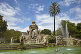 Parc De La Ciutadella, Barcelona, Catalonia, Spain Photographic Print by Mark Mawson