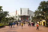 Ho Chi Minh Museum, Hanoi, Vietnam, Indochina, Southeast Asia, Asia Photographic Print by Yadid Levy