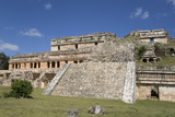 The Palace, Sayil, Mayan Ruins, Yucatan, Mexico, North America Photographic Print by Richard Maschmeyer