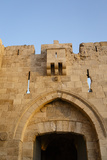 Jaffa Gate in the Old City, UNESCO World Heritage Site, Jerusalem, Israel, Middle East Photographic Print by Yadid Levy