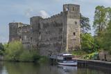 Castle and River Trent, Newark, Nottinghamshire, England, United Kingdom Fotografisk trykk av Rolf Richardson