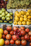 Detail of Fruits at Mapusa Market, Goa, India, Asia Photographic Print by Yadid Levy