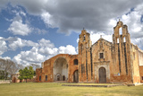 Church and Convent of San Miguel Arcangel Photographic Print by Richard Maschmeyer