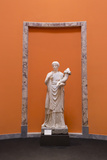 Statue of Concordia Augusta, from Pompeii, Displayed at National Archaeological Museum Photographic Print by Eleanor Scriven