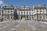 Somerset House, London, England, United Kingdom Fotografisk trykk av Rolf Richardson