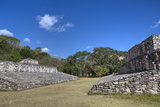 Ball Court, Ek Balam, Mayan Archaeological Site, Yucatan, Mexico, North America Photographic Print by Richard Maschmeyer