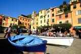 Portofino, Genova, Liguria, Italy, Europe Photographic Print by Carlo Morucchio