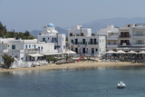Pisso Livadi, Paros, Cyclades, Greek Islands, Greece Fotografisk tryk af Rolf Richardson