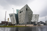 Titanic Museum, Belfast, Ulster, Northern Ireland, United Kingdom Photographic Print by Michael Runkel