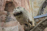 Grotesque Gargoyle, Rosslyn Chapel, Roslin, Midlothian, Scotland, United Kingdom Photographic Print by Nick Servian