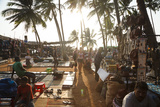 Wednesday Flea Market in Anjuna, Goa, India, Asia Photographic Print by Yadid Levy
