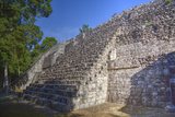 Structure I, Balamku, Mayan Archaeological Site, Peten Basin, Campeche, Mexico, North America Photographic Print by Richard Maschmeyer