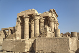 Temple of Haroeris and Sobek, Kom Ombo, Egypt, North Africa, Africa Photographic Print by Richard Maschmeyer
