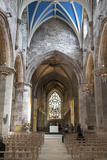 Interior Looking East from the Nave, St. Giles' Cathedral, Edinburgh, Scotland, United Kingdom Photographic Print by Nick Servian