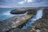 Geological Devil's Bridge, Antigua, Leeward Islands, West Indies Photographic Print by Roberto Moiola