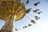 Grona Lund Amusement Park, Djurgarden, Stockholm, Sweden, Scandinavia, Europe Photographic Print by Yadid Levy
