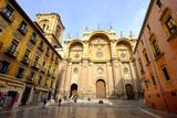 Catedral De Granada, Granada, Andalucia, Spain Photographic Print by Carlo Morucchio