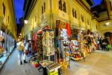 Al Caiceria Street Market, Granada, Andalucia, Spain Fotografie-Druck von Carlo Morucchio