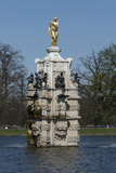 Diana Fountain, Bushy Park, Hampton, London, England, United Kingdom Photographic Print by Rolf Richardson