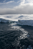 Icebergs in Ilulissat Icefjord, Greenland, Denmark, Polar Regions Photographic Print by Sergio Pitamitz