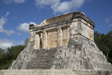 Temple of the Bearded Man (Templo Del Barbado), Chichen Itza, Yucatan, Mexico, North America Photographic Print by Richard Maschmeyer